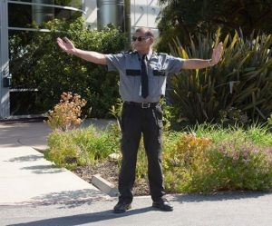 Commercial Real Estate Security Officer in Silicon Valley