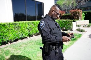 Security Officer in Silicon Valley