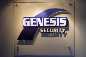 Genesis Private Security Logo